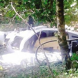 Aliante caduto a Verzago La vittima costruiva aerei