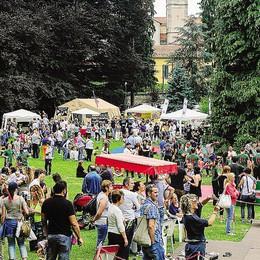 Festa delle associazioni di Fino  Successo pieno in villa Mambretti