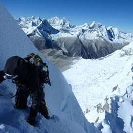 Alpinisti, recupero difficile  Per Matteo tomba in Perù