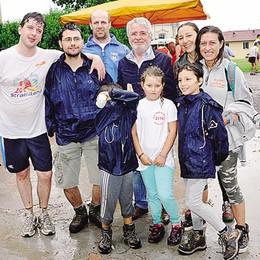 Camminata a Lurago  In 850 sotto la pioggia
