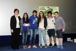 Montano Lucino Cinema UCI, premiazione concorso Ciakkare, Laura Guarnieri - TG Food – 1a C - CFP