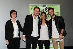 Montano Lucino Cinema UCI, premiazione concorso Ciakkare, Matteo Tettamanzi - Siamo quello che mangiamo