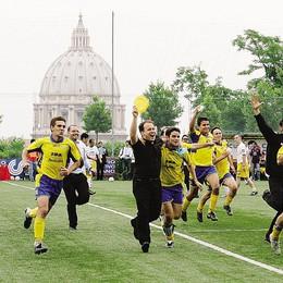 Finali regionali e Papa Che festa per il Csi