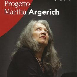 Progetto Marta Argerich Venti giorni di concerti