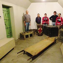 Il patrimonio sotterraneo di Como  «Inaccessibile a causa dell'acqua»