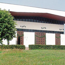 A Cagno la prima chiesa  dedicata a Papa Wojtyla