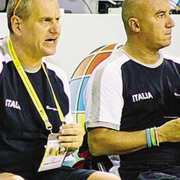 Cappelletti e Bergna Quinto posto con l'Italia