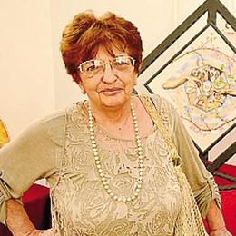 A 72 anni è la regina del computer «Ma qui a Socco non c'è internet»