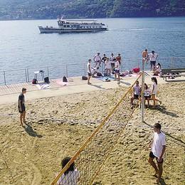 Tremezzina, trionfa  il beach volley