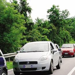 Troppi incidenti a Lomazzo  Il limite scenderà a 70 orari