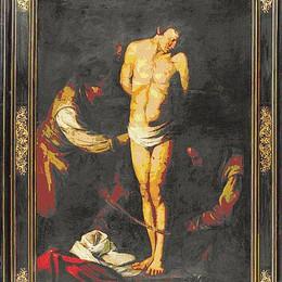 Torna il  San Sebastiano  del Duomo  Lo hanno salvato gli studenti