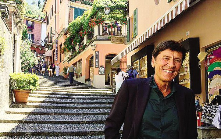 Morandi turista esalta  Bellagio  «Fatevi mandare dalla mamma»