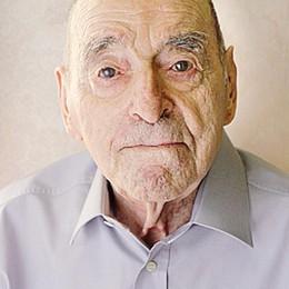 Menaggio piange Piero Salici  Addio al cittadino più anziano