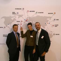 Dalla Germania a Lomazzo  Una sede a ComoNext per la Eew