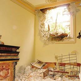 La chiesetta apre per Sant'Anna  Ma dopo il crollo resta inagibile