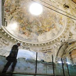 Cantù, milioni in restauri  Ma Sant'Ambrogio è a pezzi