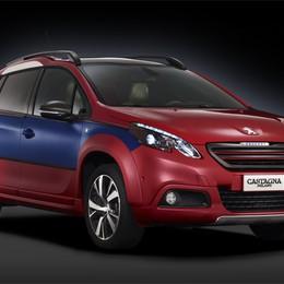Peugeot 2008  Firmata Castagna