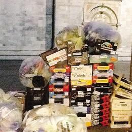 «Raccolta rifiuti in centro   Pronti a cambiare l'orario»