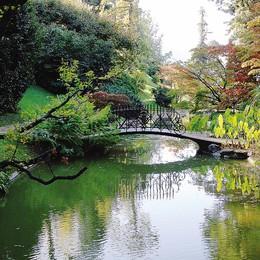 Villa Melzi di Bellagio  nella top ten dei giardini