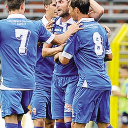 Como, il tabellone di Coppa La Sampdoria resta il sogno