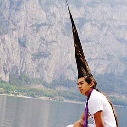 Kevin vuol vendere i capelli  Dal Marocco  2mila euro