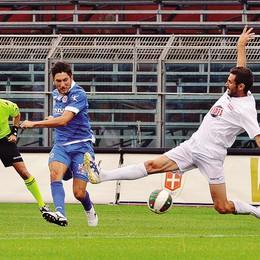 Il Como a Frosinone in Coppa In palio c'è la Sampdoria