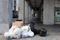 spazzatura rifiuti Como differenziata