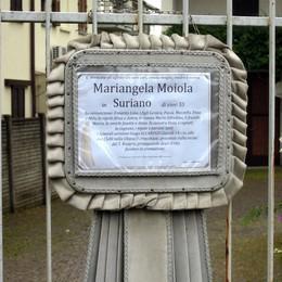 Uccisa dal figlio a Carugo  Oggi l'addio a Mariangela