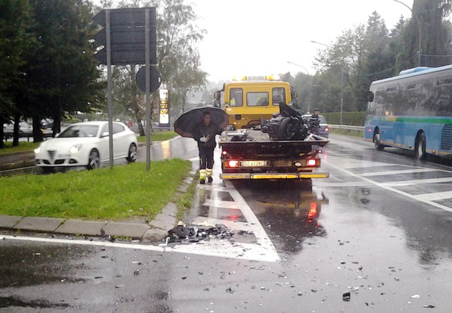 Como incidente mortale in Varesina angolo via Colombo