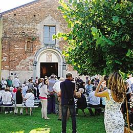 San Bartolomeo al bosco  Chiesa aperta per un giorno