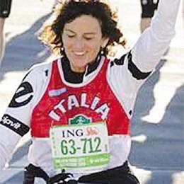 Como, la preside Cotta in pensione  «Ora la maratona a New York»