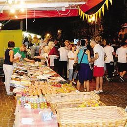 Notte gialla a Turate  per rilanciare i negozi