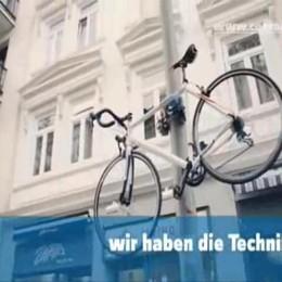 Como, boom di bici rubate    Antifurto sicuro tedesco (Il video)