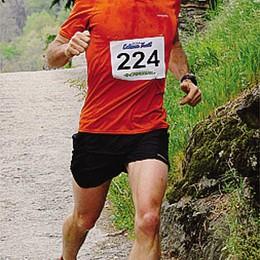 Corsa in montagna: ok i comaschi  E Sancassani più bravo di tutti