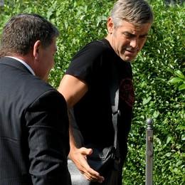 Clooney sposo sul Lario  Affisse le pubblicazioni