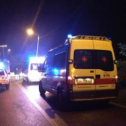 Lomazzo e Lurago Marinone  Due incidenti in serata