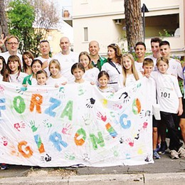 Vinte quattro medaglie  Gironico espugna Grosseto