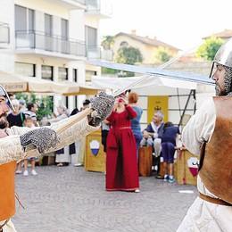 Palio, ultime gare e gran finale  Sfila in centro il corteo storico