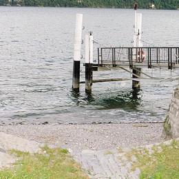 La Tremezzina investe sul lago  Nel 2015 una spiaggia attrezzata