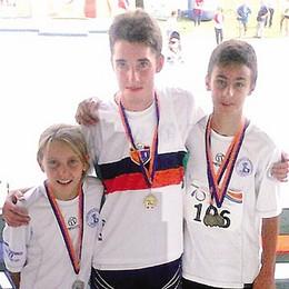 La fusione fa bene allo sport Colverde, vinte 4 medaglie