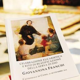 La chiesa di Como  e i fiori del bene