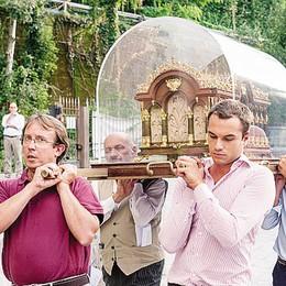 Como, arriva Santa Teresa  Le reliquie alla Cometa