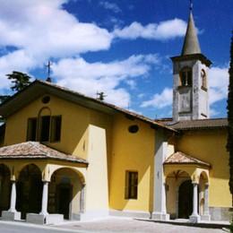 Al santuario di Dongo  i  400 anni dei  Francescani