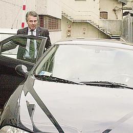 Villa Saporiti vende   l'auto blu dell'inchiesta