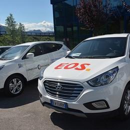 Hyundai ix35  e la sfida idrogeno