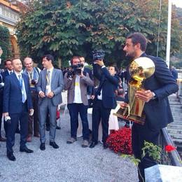 Ambrosetti, i re dello sport  danno fiducia all'economia