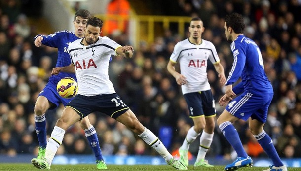 Calcio:Chelsea travolto 5-3 da Tottenham