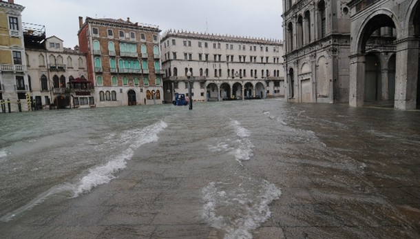 Venezia:189 casi mare sostenuta nel 2014