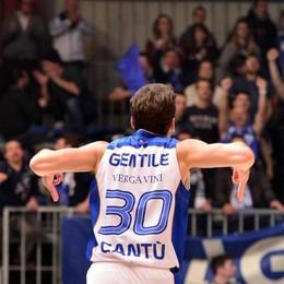 Oggi c'è Cantù-Roma Attenti all'ex Dalmonte
