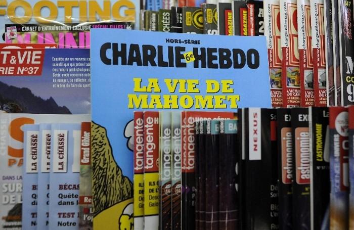 Attacco Charlie Hebdo:assalitori in fuga